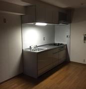 神戸市内マンションのキッチン入れ替え